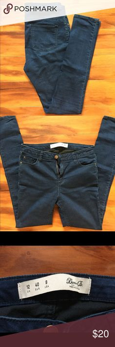 Slim fitting stretchy jeans Worn once, too long for me  Bought at Primark Primark Jeans Skinny