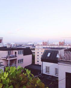 Vienna from above Dachterrassen sind einfach das aller coolste inhellip Travel Inspiration, Mansions, House Styles, Home Decor, Roof Terraces, Holy Spirit, Alone, Ghosts, Simple