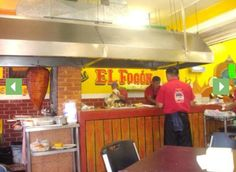 El Fagon restaurant in Playa Del Carmen. Totally legit mexican fare. Fantastic food- cheap & cold beer. This place is a local joint. Not fancy at all but soooo worth the trip