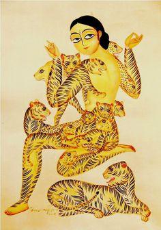 Hindu Cosmos ~ Tigers