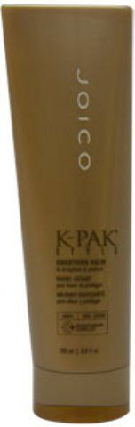 K-Pak Smoothing Balm by Joico for Unisex - oz. BalmHeat-activated straightening balm, featuring K-PAK's Keratin Silicone Complex, straightens, condit. Hair Gel, Damp Hair Styles, Silky Hair, The Balm, Perfume Bottles, How To Apply, Image Link, Amazon, Amazons