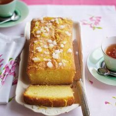 Tuck into this delicious gluten-free cake. Replace ground almonds with gluten-free flour and make it nut-free too!