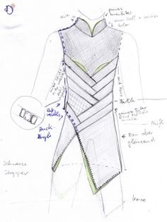 Cosplay Concept #1 by Ankh-Feels