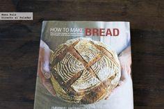 How to make bread. Libro de cocina