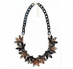 Statement Necklace Lilian by LUAKetten Statementketten Necklace Trend 2014 Halsschmuck Bijouterie