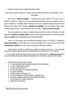 a worksheet containing pretty many food idioms  - ESL worksheets