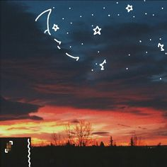 my biggest dream is to calm down  {#moon #stars #space #sky #beautiful #cute #kawaii #sunset #nature #city #drawing #tumblr #love} by jxsatsu