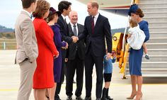 Prince William and Kate meet their Canadian match: The Trudeaus