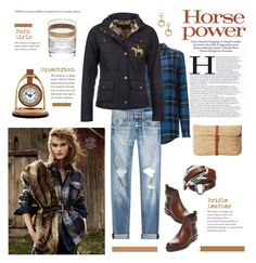 """Horse Power"" by barngirl ❤ liked on Polyvore featuring art"