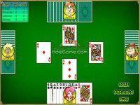 Prøv det klassiske kortspil Hjerterfri - http://spiloghygge.dk/spil/1010/Hjerterfri.html