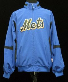 2010 New York Mets #BC Game Issued Blue Bench Jacket - Game Used MLB Jackets by Sports Memorabilia. $56.78. 2010 New York Mets #BC Game Issued Blue Bench Jacket