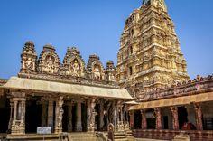 Veerupaksha Temple - Hampi | by sureshbhat