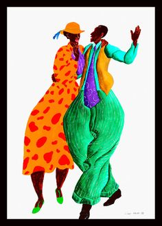 Ivey Hayes -  Street Dancers Green