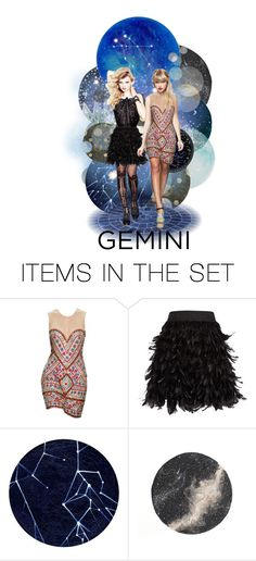 """Gemini- Contest"" by elmtree87 ❤ liked on Polyvore featuring art"
