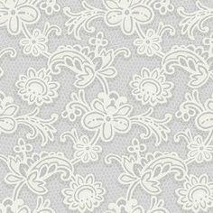 York DE8809 Candice Olson Shimmering Details Modern Lace Wallpaper