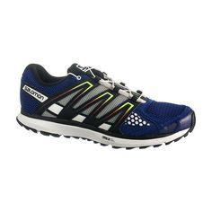 reputable site 7a076 082ae Salomon Blue sneakers - X-SCREAM L36677700 BLUE-WHI-BK
