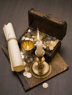 ☆ Do this on the next full moon. )O( The abundance spell is a very old spell that honors the Goddess of the Moon. The effects of this spell are powerful and will create a life full of abundance