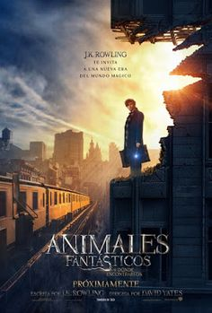 Harry Potter World: POSTERS ANIMALES FANTASTICOS
