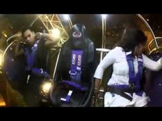 She's Scared And He Tries To Comfort Her. But When The Ride Starts, Just Watch Him! - Diy interesting