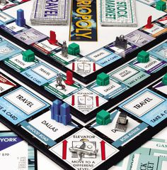 Triopoly- wonderful for an afternoon tournament