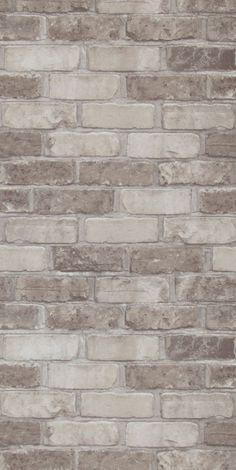 Fräck och naturtrogen tegeltapet från kollektionen Mirage 49784. Klicka för att se fler tuffa tapeter för ditt hem!