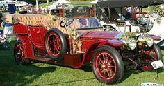 Rolls Royce Silver Ghost Tourer 1911 01