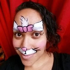 Face Painting in Greenpoint, Williamsburg, Long Island City, Astoria, Sunnyside. Book a Face Painter for your next birthday party Long Island City, Hello Kitty, Nyc, Painting, Painting Art, Paintings, Painted Canvas, New York, Drawings