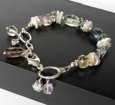 Luxe Mixed Gemstone Bracelet