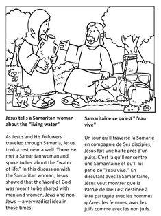 vie de jsus cahier de coloriage life of jesus coloring book