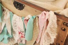 shabby chic 1st birthday  {shop sweet lulu blog}