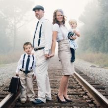 Ocala Family Portrait Photographer | Unique Family Photography