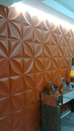 Compound Wall, Door Murals, Modern Moroccan, 3d Wall Panels, Gypsum, School Design, Decoration, Wood Carving, Wall Design
