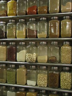 India - Kolkata 2 - 25 - New Market spice shops by mckaysavage, via Flickr