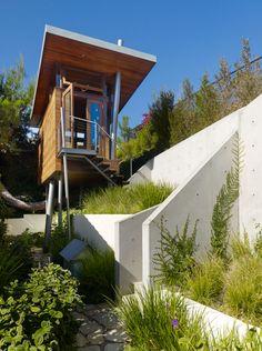 The Tree House | Arquitectura en acero