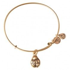 Ladybug Charm Bangle - My daughter bought this for me. It's my favorite!