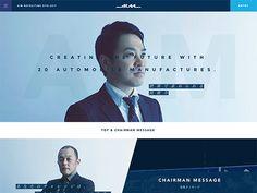 エイム株式会社新卒採用サイト Mobile Design, Web Design Inspiration, Layout, Tech, Color, Blue, Style, Swag, Page Layout