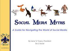 My new e-book:  Social Media Myths http://dalisocial.com/social-media-myths-free-ebook/