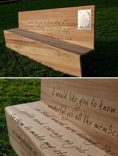 Check out these weird and unusual benches, from the pencil bench to a nail bench and even a newspaper bench! Very creative architecture. Pencil Bench The seat Wayfinding Signage, Signage Design, Banner Design, Urban Furniture, Street Furniture, Environmental Graphics, Environmental Design, Bench Designs, Cool Designs