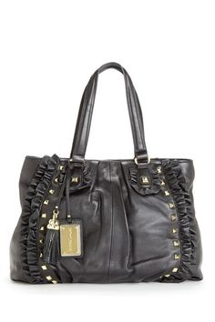 Betsey Johnson Betsey's Frills Tote by Hand in Hand on @HauteLook