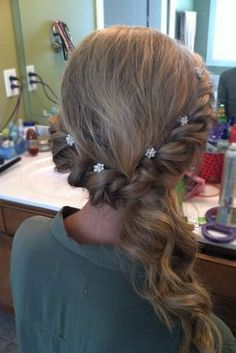 Style Ideas for Your Side Braids 1