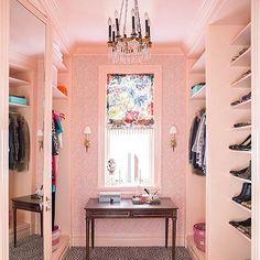 Pink Closet by Summer Thornton