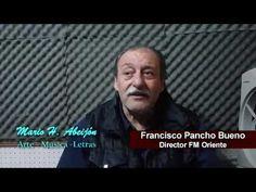 FRANCISCO PANCHO BUENO Historia de la radio suburbana