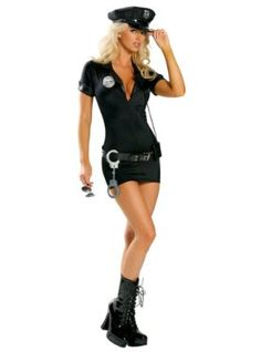 Sexy Cops Costume for Women For Less Than $50.00