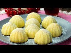 Biscuiți de casă cu unt- bucurați-vă copii cu cei mai gustoși și fragezi biscuiți! - YouTube