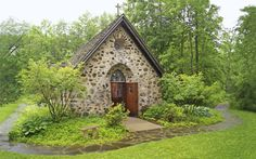 The Chapel In The Woods | Country Life Stories | Country Magazine All Saints Chapel came into being in 1951 as a summer church—a place where Episcopalians vacationing in Elkhart Lake, Wisconsin, could worship on Sundays. Today the stone chapel in the woods is more than that—it has become a symbol of inclusion.