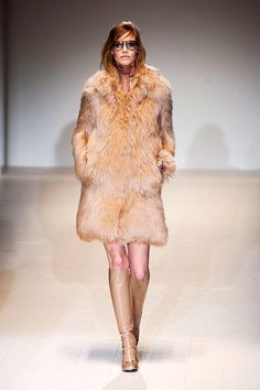 Gucci Fall 2014 Ready-to-Wear Collection  - ELLE.com