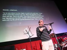 Pastor Vince Gimmelli leads an Oasis Church service, Sunday, February 28, 2016, in a theater at Regal Cinemas in South Plainfield  (Photo: Jason Towlen/Staff Photographer)