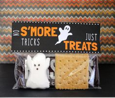 Halloween S'more PERSONALIZED Printable Bag by MakingLifeWhimsical, $5.00