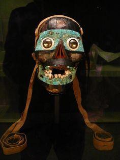 British Museum - Aztec Mask