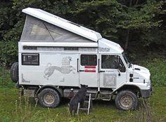 Bremach Xtreme 4×4 Van